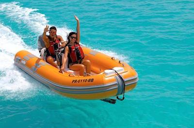 2 Passenger Mini Boat Snorkel Safari in Fajardo
