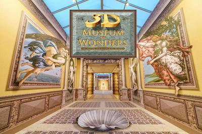 3D Museum of Wonders in Playa Del Carmen