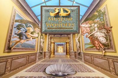 3D Museum of Wonders in Playa Del Carmen