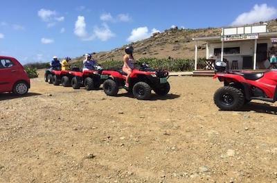4WD & ATV in St. Maarten