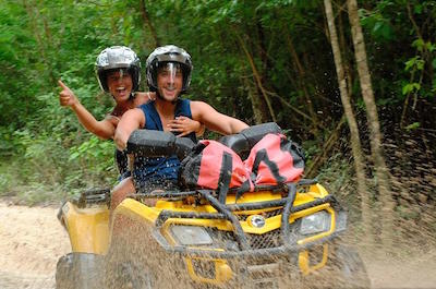 4WD and ATV tours