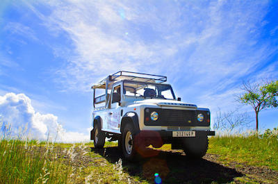 4WD and Off Road tours in Bora Bora