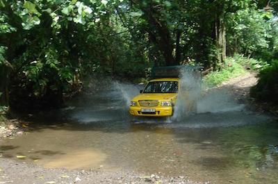 4WD and Off Road Tours