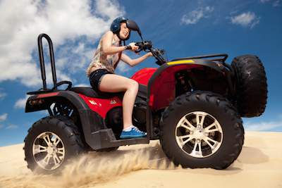 4WD, ATV & Off-Road Tours in Freeport