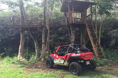4WD, ATV & Off-Road Tours In Oahu