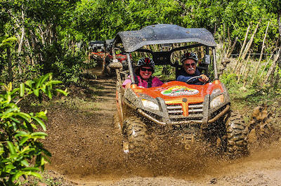 4WD, ATV & Off-Road Tours in Puerto Plata