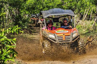 4WD, ATV & Off-Road Tours in Puerto Plata