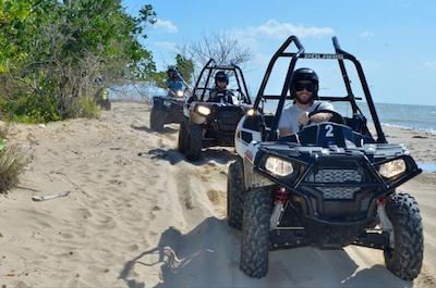 4WD in Negril
