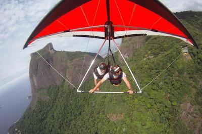 Adrenaline and extreme tours in Rio De Janeiro