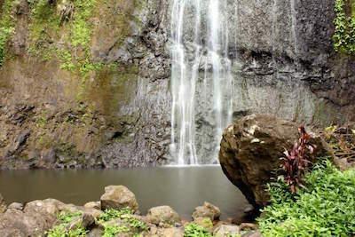 Afareaitu Waterfalls