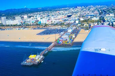 Airplane Tours in Los Angeles
