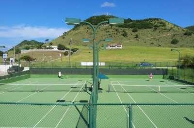 American Tennis Academy in St. Martin