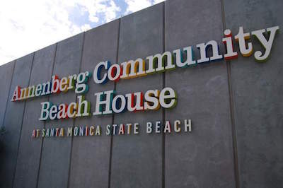 Annenberg Community Beach House in Los Angeles with kids