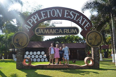 Appleton Estate, Jamaica