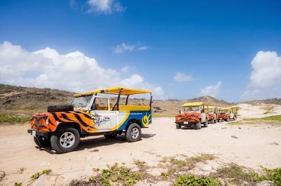 Things To Do In Aruba -  ATV, UTV and Off Road Tours