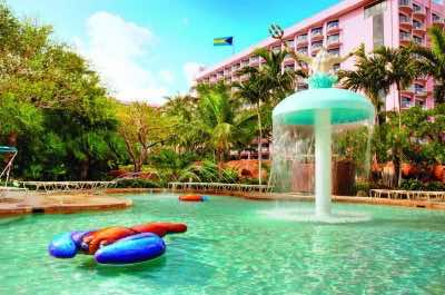 Nassau, Bahamas resort - Atlantis, Beach Tower, Autograph Collection
