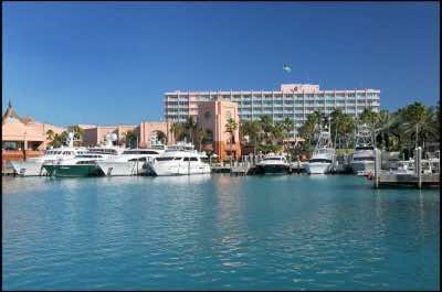 Nassau, Bahamas resort - Atlantis, Coral Towers, Autograph Collection