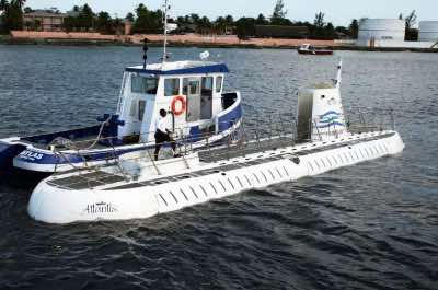 Grand Cayman Atlantis Submarine Center