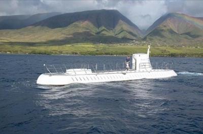 Atlantis Submarine in Maui