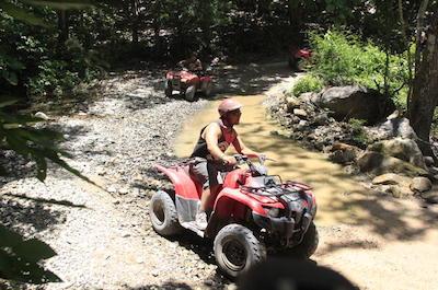 4WD and ATV tours in Puerto Vallarta