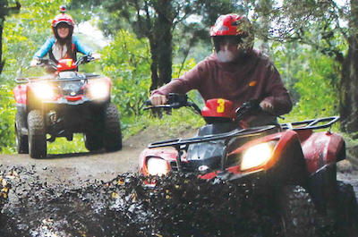 ATV Tours in Monteverde