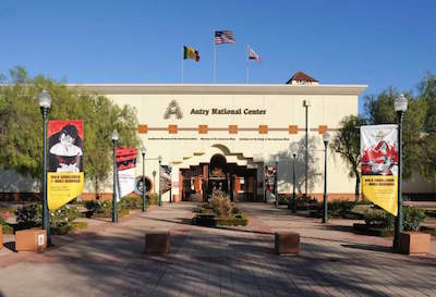 Autry Museum of the American West in Los Angeles with kids