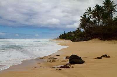Banzai Pipeline in Oahu