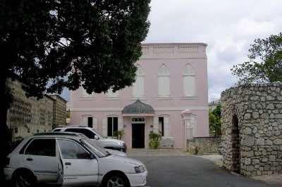 Barbados Jewish Synagogue