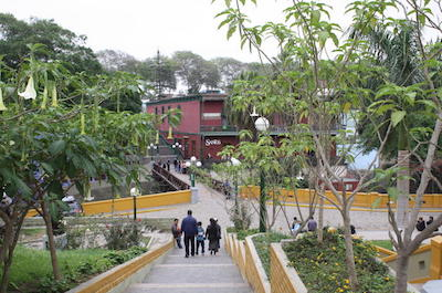 Barranco-Introduction in Lima