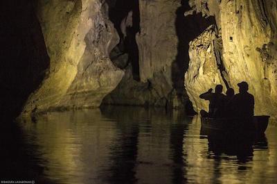 Barton Creek Cave in San Ignacio
