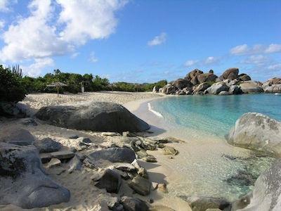 Baths Tour Tortola British Virgin Islands