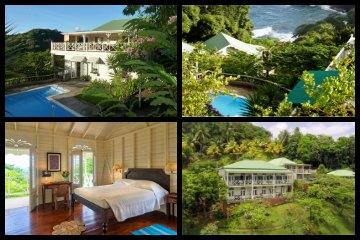 Beau Rive in Dominica