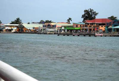 Belize Tourism Village in Belize City