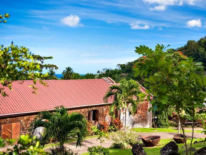 Belmont Estate in Grenada