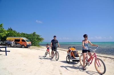 Bike Tour in Grand Cayman