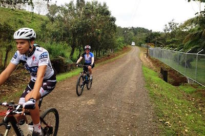 Bike tours in Arenal