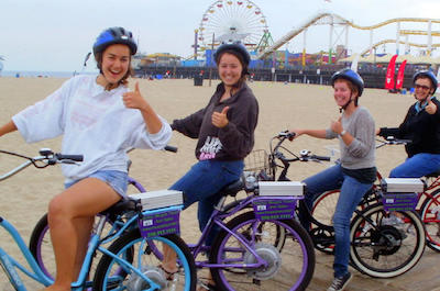 Bike Tours in Los Angeles