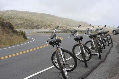 Bike Tours in Maui