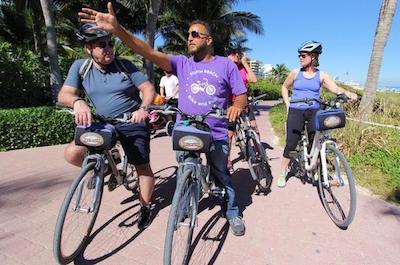 Bike Tours in Miami