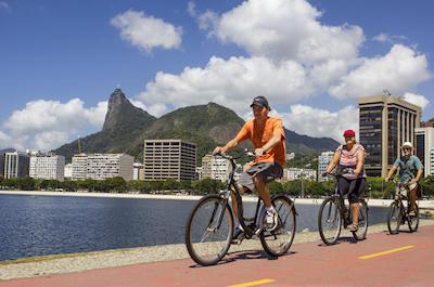 Bike tours in Rio De Janeiro