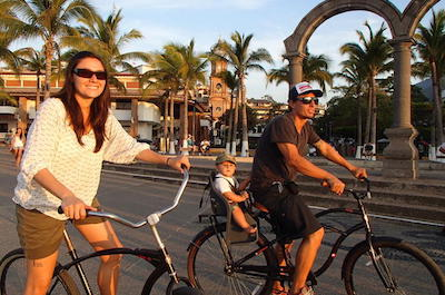 Bike tours in Puerto Vallarta