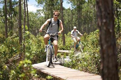 Walking & Biking Tours in Freeport