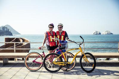 Biking tours in Mazatlan