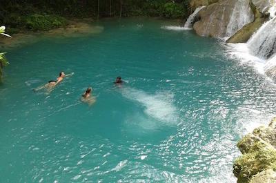 Blue Hole in Ocho Rios