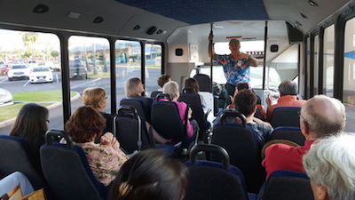 Bus Tours in Maui