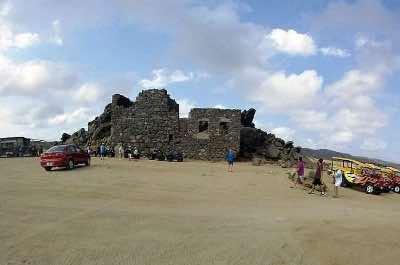 Bushiribana Gold Mill Ruins  Aruba