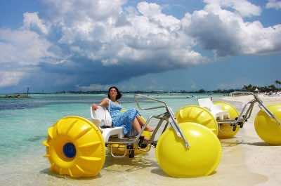 Cable Beach in Nassau