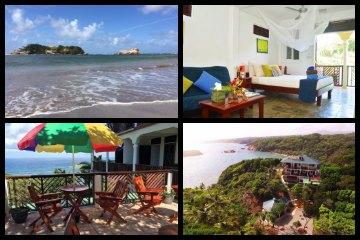 Calibishie Cove in Dominica
