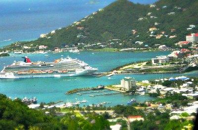 Cane Garnde Bay Tortola British Virgin Islands