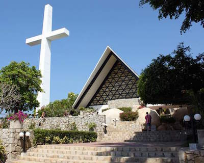 Capilla de la Paz - Chapel of Peace in Acapulco